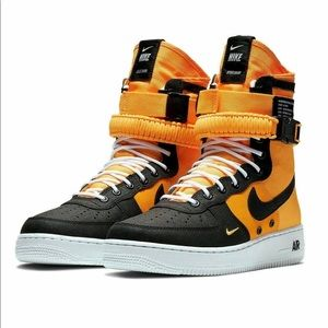 NIB! Nike SF Air Force 1 High AF1 Laser Shoes